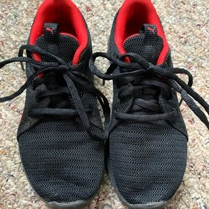 Puma Boys Sneakers Size 2C